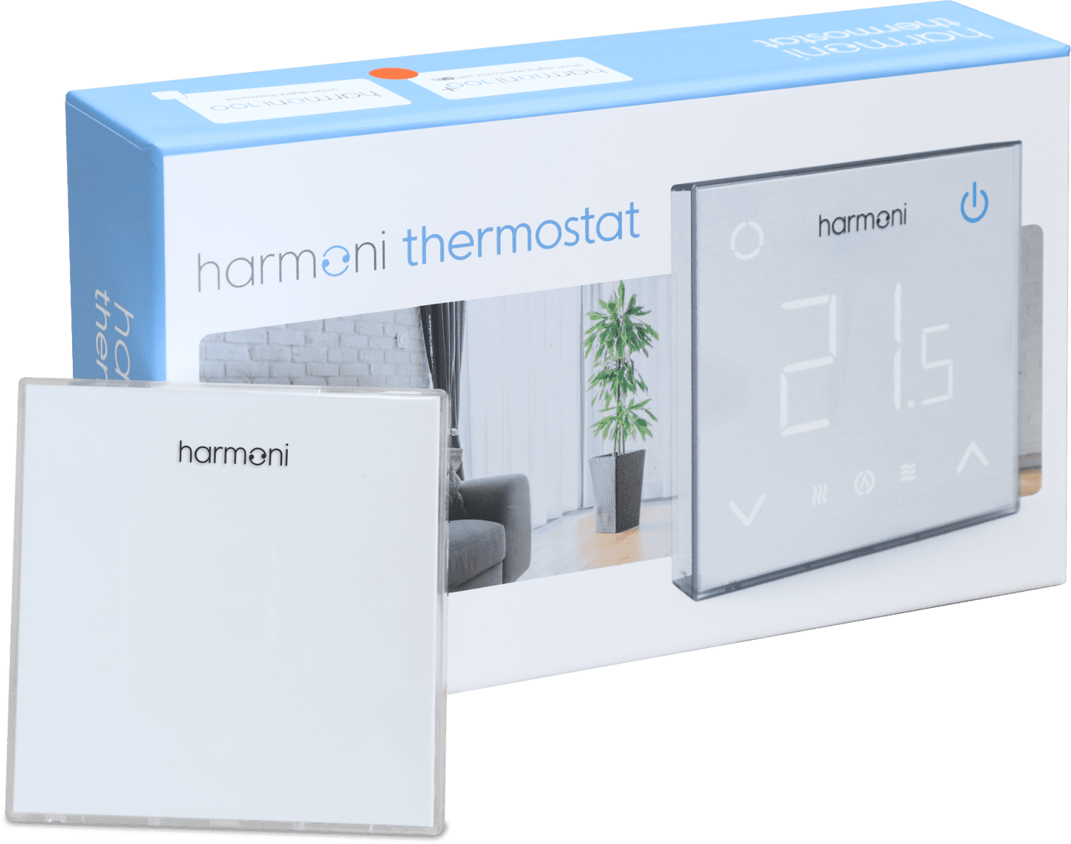 Harmoni 100+ Wi-Fi enabled thermostat