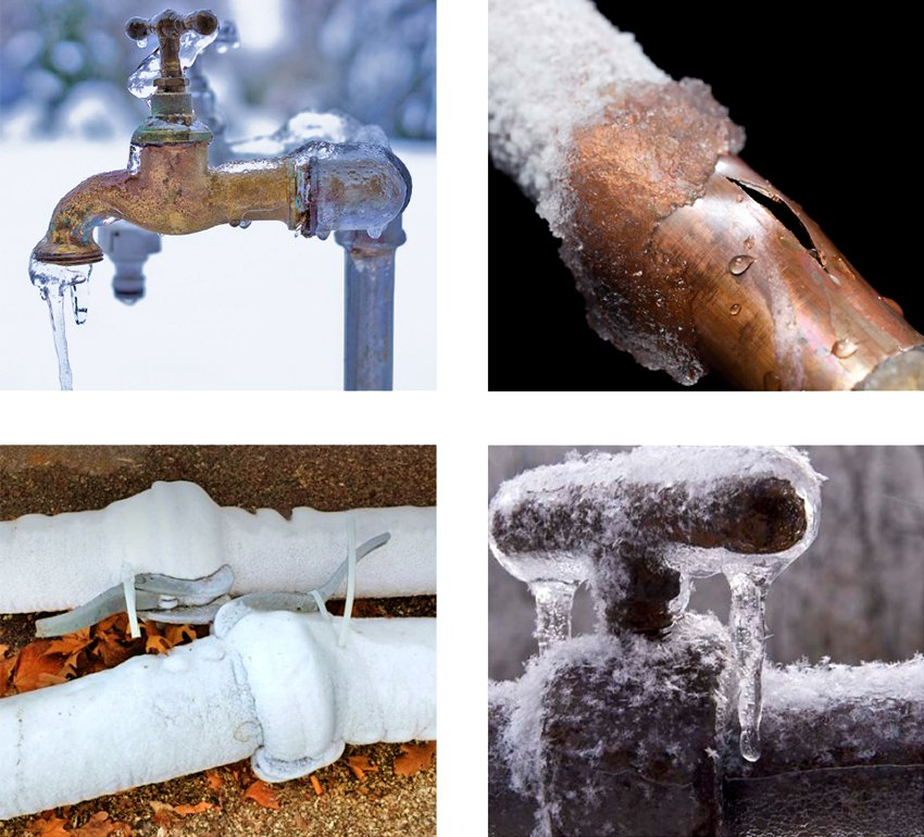 Applications for frost protection kits