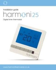 Harmoni 25 Instruction Manual