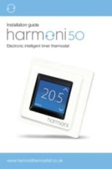 Harmoni 50 Instruction Manual